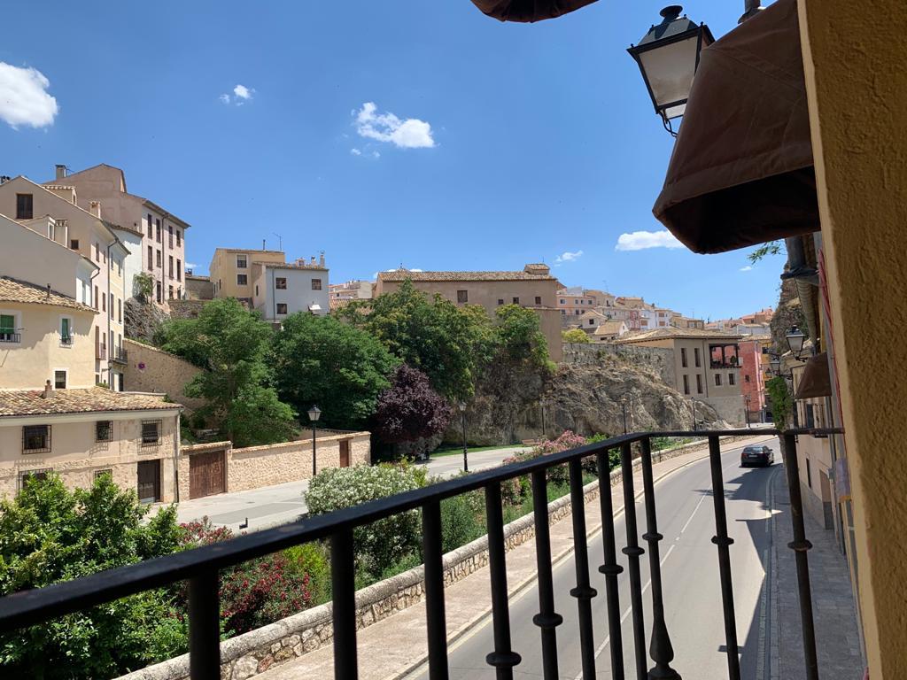 Posada Huecar balcon